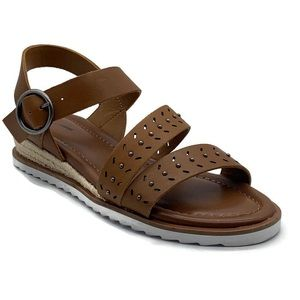 Caslon Carmella Slingback Brown Sandal